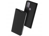 Husa Poliuretan DUX DUCIS Skin Pro pentru Motorola Moto G10, Neagra