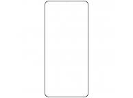 Folie Protectie Ecran OEM pentru Samsung Galaxy S21 Ultra 5G, Sticla Flexibila, Full Face, Full Glue, 9D, Neagra