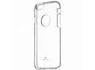 Husa TPU Goospery Mercury Jelly pentru Samsung Galaxy A02s A025, Transparenta
