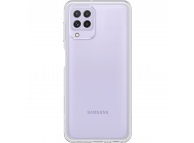 Husa TPU Samsung Galaxy A22 LTE, Transparenta EF-QA225TTEGEU