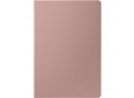 Husa Tableta Poliuretan Samsung Galaxy Tab S7 Plus T970, Roz EF-BT730PAEGEU