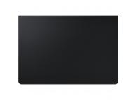 Husa Tableta Poliuretan Samsung Galaxy Tab S7 Plus T970, Cu Tastatura, Neagra EF-DT730UBEGEU