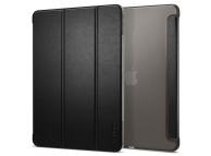 Husa Tableta TPU Spigen Smart Fold pentru Apple iPad Pro 12.9 (2021), Neagra ACS02882
