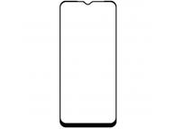 Folie Protectie Ecran OEM pentru Samsung Galaxy M12 / Samsung Galaxy A12 A125 / Samsung Galaxy A32 5G A326, Sticla securizata, Full Face, Full Glue, 10D, Neagra