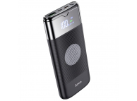 Baterie Externa Powerbank HOCO Velocity J63, 10000 mA, Fast Wireless - Power Delivery (PD) - Quick Charge 3.0, Neagra