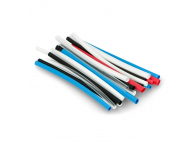Tub Termocontractabil REBEL NAR0385, Latime 1.6 - 9.5mm,  Lungime 10cm, Set 170 buc, Diverse culori