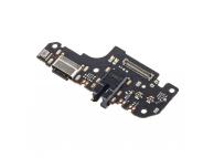 Placa cu Conector Incarcare / Date - Conector Audio - Microfon Xiaomi Mi 10T Lite 5G