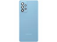 Capac Baterie Samsung Galaxy A52 5G, Albastru