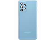 Capac Baterie Samsung Galaxy A72 5G A725, Albastru