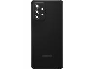 Capac Baterie Samsung Galaxy A72 5G A725, Negru