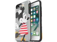 Husa Plastic - TPU OtterBox Symmetry Minnie Stride pentru Apple iPhone 7 Plus / Apple iPhone 8 Plus, Gri