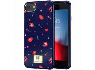 Husa Plastic - TPU Richmond&Finch Candy Lips pentru Apple iPhone 7 / Apple iPhone 8 / Apple iPhone SE (2020), Multicolor