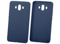 Husa TPU OEM Candy pentru Samsung Galaxy A72 4G / Samsung Galaxy A72 5G A725, Bleumarin