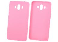 Husa TPU OEM Candy pentru Samsung Galaxy A72 4G / Samsung Galaxy A72 5G A725, Roz