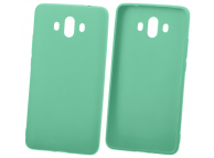 Husa TPU OEM Candy pentru Samsung Galaxy S21 Ultra 5G, Vernil