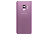 Capac Baterie - Geam Camera Spate Samsung Galaxy S9 G960, Mov, Second Hand