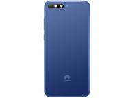 Capac Baterie Huawei Y6 (2018), Albastru 97070TXX