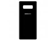 Capac Baterie Samsung Galaxy Note 8 N950, Negru, Second Hand