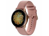 Ceas Smartwatch Samsung Galaxy Watch Active2, Stainless 40mm, SM-R830NSD, Auriu, Reconditionat