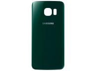 Capac Baterie Samsung Galaxy S6 edge G925, Verde, Second Hand