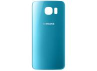 Capac Baterie Samsung Galaxy S6 G920, Albastru, Second Hand