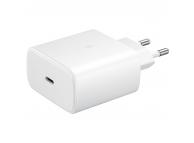 Incarcator Retea USB Samsung EP-TA845XW, 1 X USB Tip-C, Fast Charge, 45W, Alb