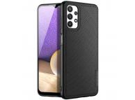 Husa TPU Nevox pentru Samsung Galaxy A32 5G A326, StyleShell NYLO, Neagra