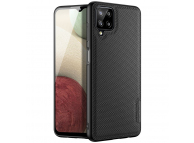 Husa TPU Nevox pentru Samsung Galaxy A12 A125, StyleShell NYLO, Neagra