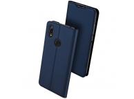 Husa Poliuretan DUX DUCIS Skin Pro pentru Huawei Y6 (2019), Bleumarin