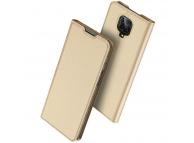 Husa Poliuretan DUX DUCIS Skin Pro pentru Xiaomi Redmi Note 9 Pro / Xiaomi Redmi Note 9S, Aurie