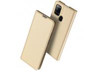 Husa Poliuretan DUX DUCIS Skin Pro pentru Samsung Galaxy A21s A217, Aurie