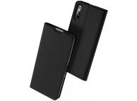 Husa Poliuretan DUX DUCIS Skin Pro pentru Sony Xperia L4, Neagra