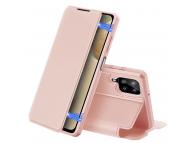 Husa Poliuretan DUX DUCIS Skin X pentru Samsung Galaxy A12 A125 / Samsung Galaxy M12, Roz