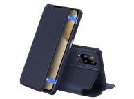 Husa Poliuretan DUX DUCIS Skin X pentru Samsung Galaxy A12 A125 / Samsung Galaxy M12, Bleumarin