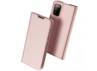 Husa Poliuretan DUX DUCIS Skin Pro pentru Samsung Galaxy A02s A025G, Roz