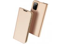 Husa Poliuretan DUX DUCIS Skin Pro pentru Samsung Galaxy A02s A025G, Aurie
