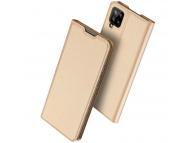 Husa Poliuretan DUX DUCIS Skin Pro pentru Samsung Galaxy A12 A125, Aurie