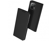Husa Poliuretan DUX DUCIS Skin Pro pentru Xiaomi Mi 11 Lite / Xiaomi Mi 11 Lite 5G, Neagra