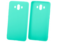 Husa TPU OEM Candy pentru Samsung Galaxy A21s A217, Turcoaz