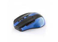 Mouse Wireless SBOX WM-9017BBL, 6D optic,1600 DPI, Negru-Albastru PMS00390
