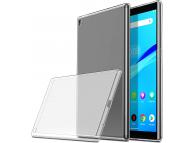 Husa Tableta TPU OEM Slim pentru Lenovo Tab M8 (HD), Transparenta