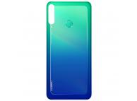 Capac Baterie Huawei P40 lite E, cu senzor amprenta, Verde 02353LJF