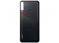 Capac Baterie Huawei P40 lite E, cu senzor amprenta, Negru 02353LJE