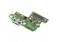 Placa Cu Conector Incarcare / Date - Microfon Huawei P10 Lite 02351FAQ