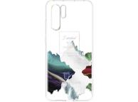 Husa TPU Huawei Glacial Fairyland Huawei P30 Pro, Transparenta 51993026