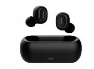 Handsfree Casti Bluetooth QCY T1C TWS, SinglePoint, Negru