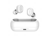 Handsfree Casti Bluetooth QCY T1C, TWS, SinglePoint, Alb