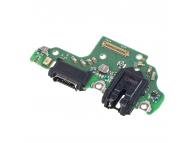 Placa Cu Conector Audio - Conector incarcare - Microfon Huawei P40 lite 02353LSV