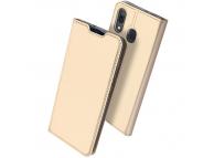 Husa Poliuretan DUX DUCIS Skin Pro pentru Samsung Galaxy A20e, Aurie