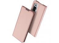 Husa Poliuretan DUX DUCIS Skin Pro pentru Xiaomi Redmi Note 10 Pro, Roz Aurie